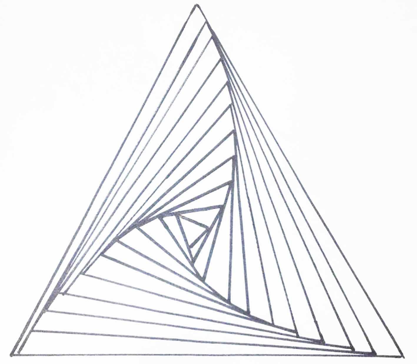 Spirale parabolique