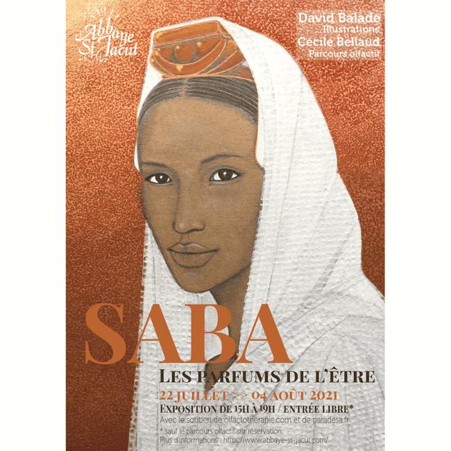 Affiche SABA 2021 par David BALADE