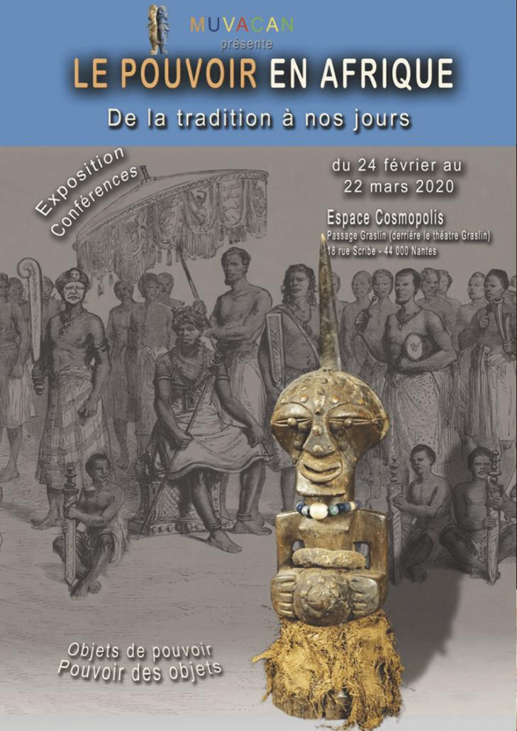 exposition LE POUVOIR EN AFRIQUE
