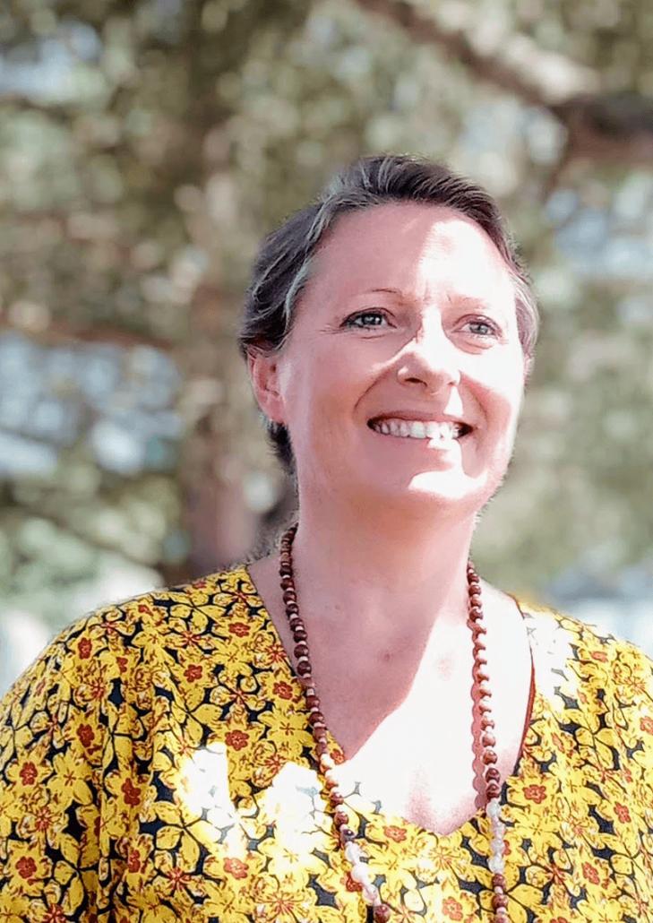 Cécile Bellaud, olfactothérapeute