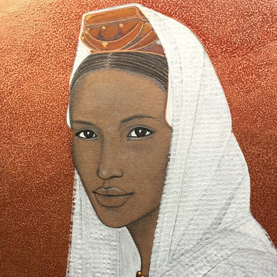 Portrait SABA