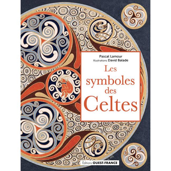Couverture les Symboles des Celtes 2021